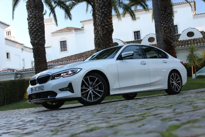 2019 Bmw 3 Series First Drive Review Motor Illustrated