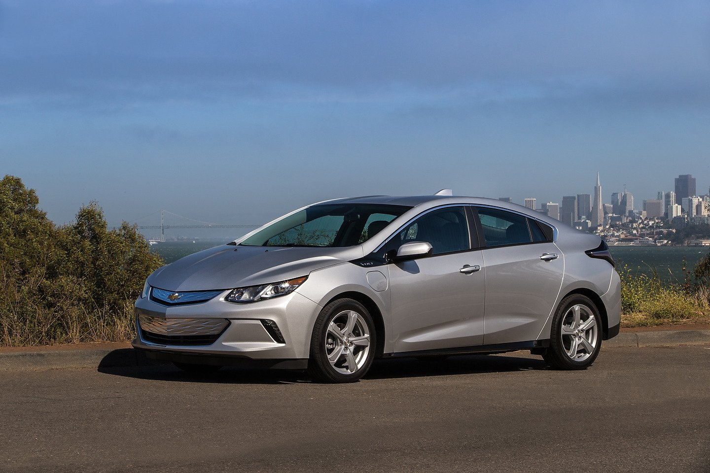 2019 Chevrolet Volt IZEV program