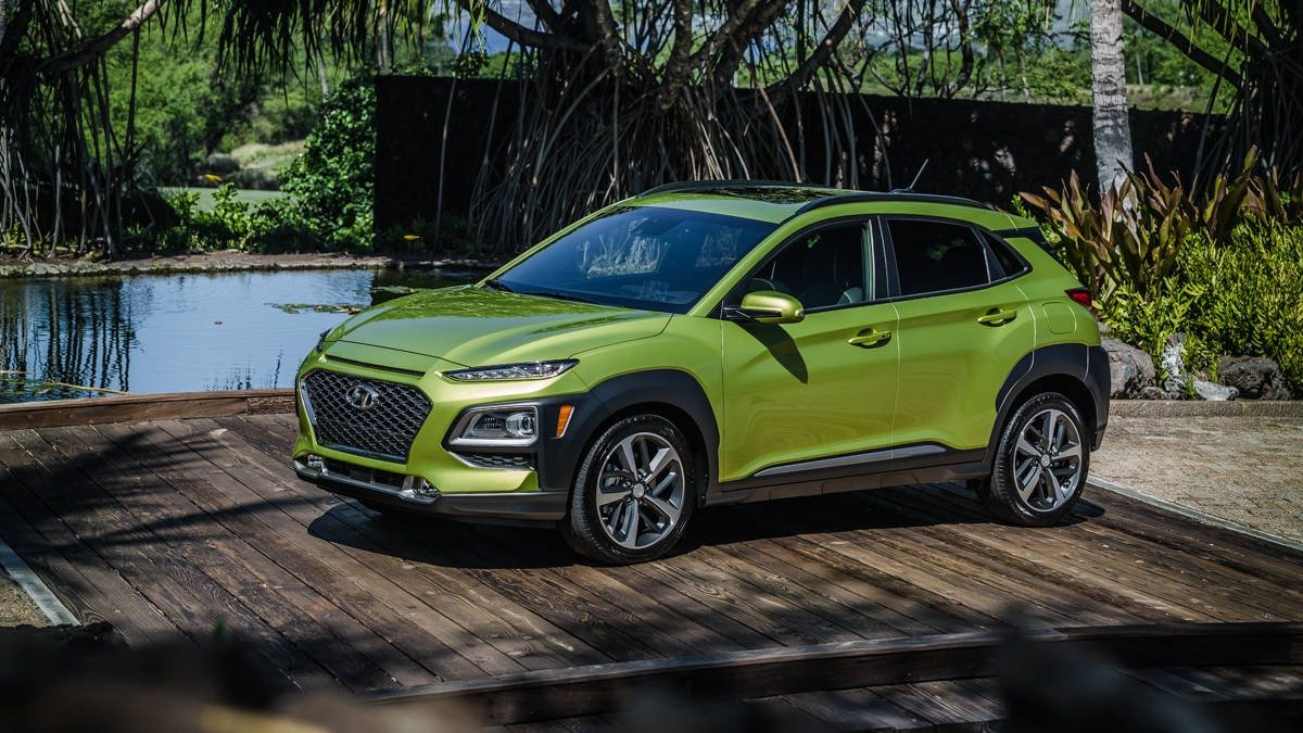 2019 Hyundai Kona vs 2019 Mazda CX-3 Quick Comparison ...
