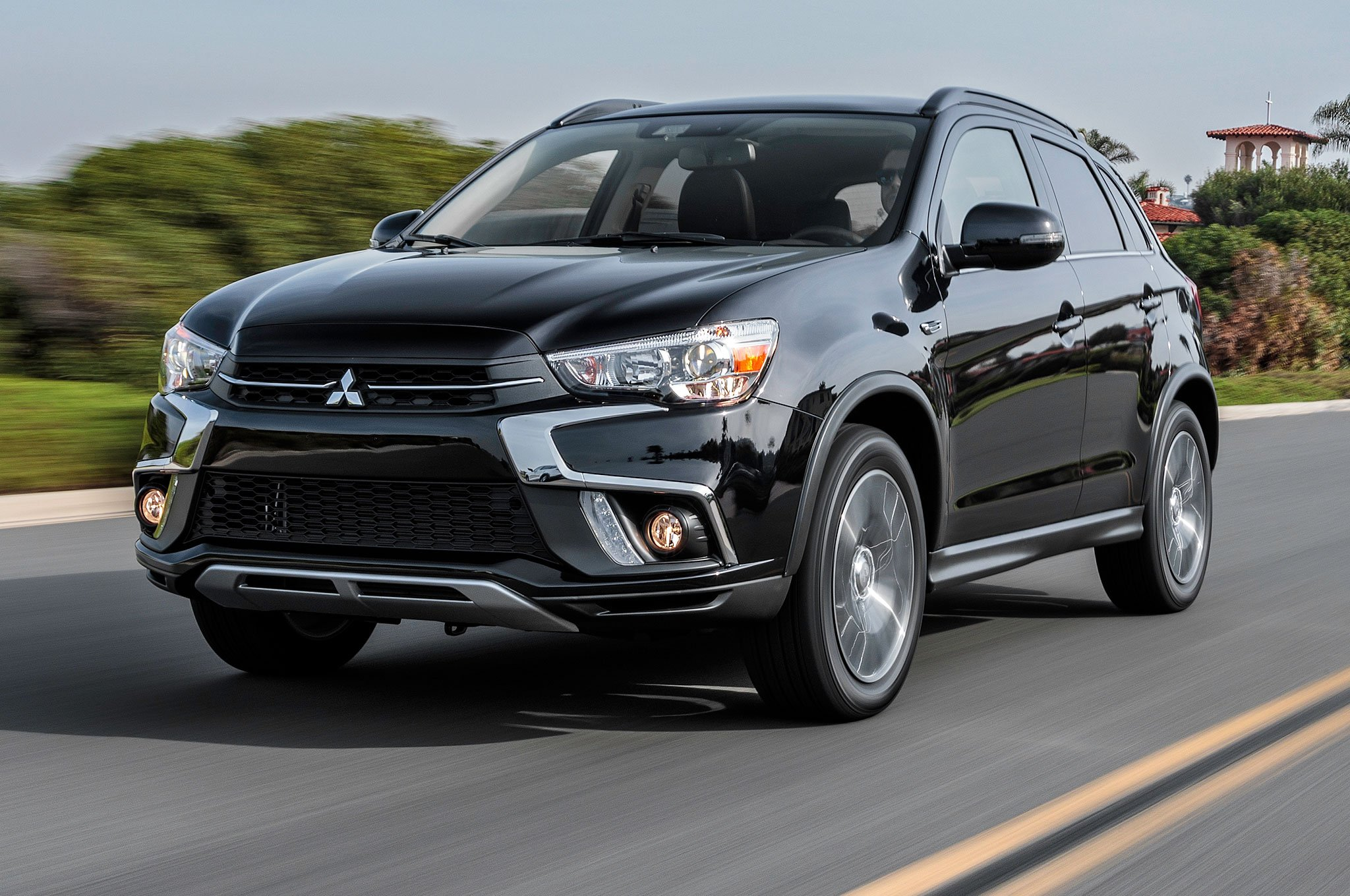 Best-selling cars in Canada 2018 - Mitsubishi