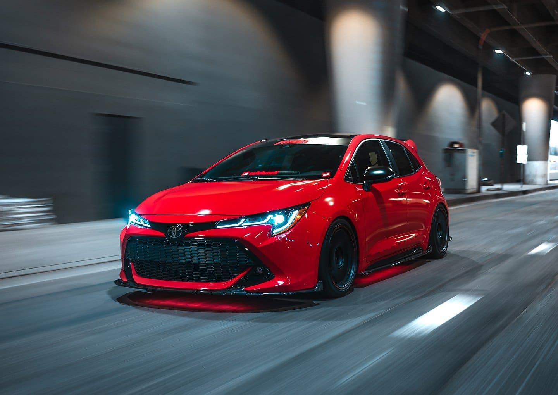 2019 Toyota Corolla Hatchback by Super Street