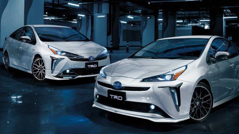 2019 Toyota Prius TRD