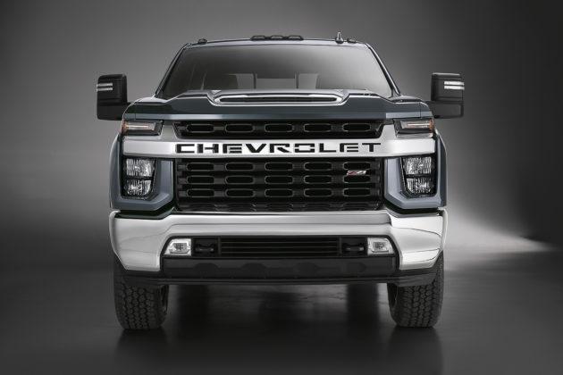 2020 Chevrolet Silverado 2500 HD