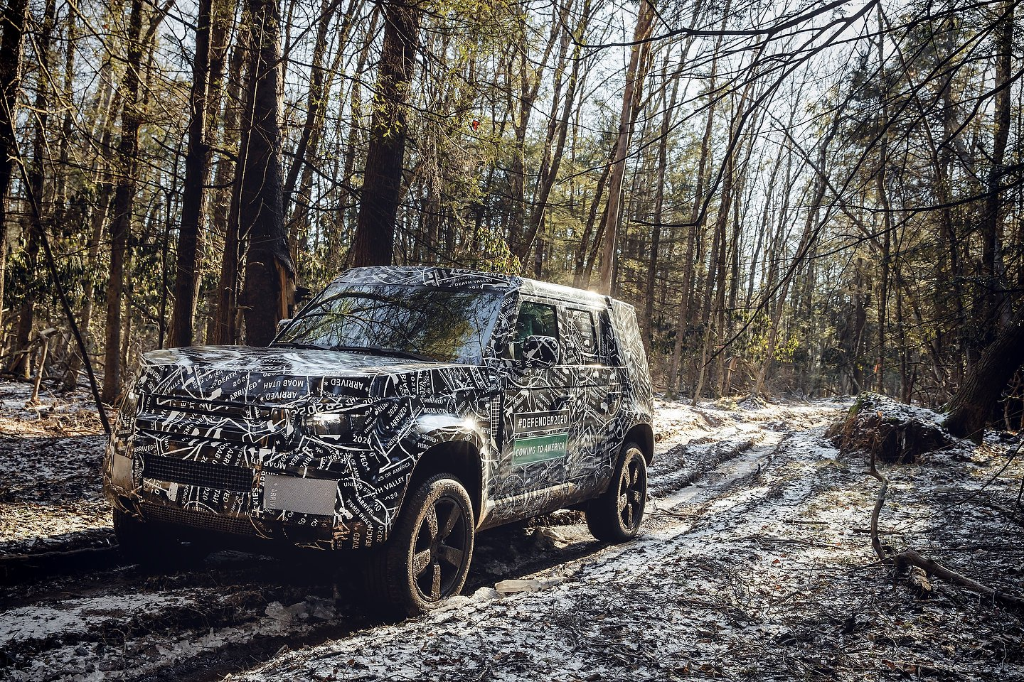 2020 Land Rover Defender