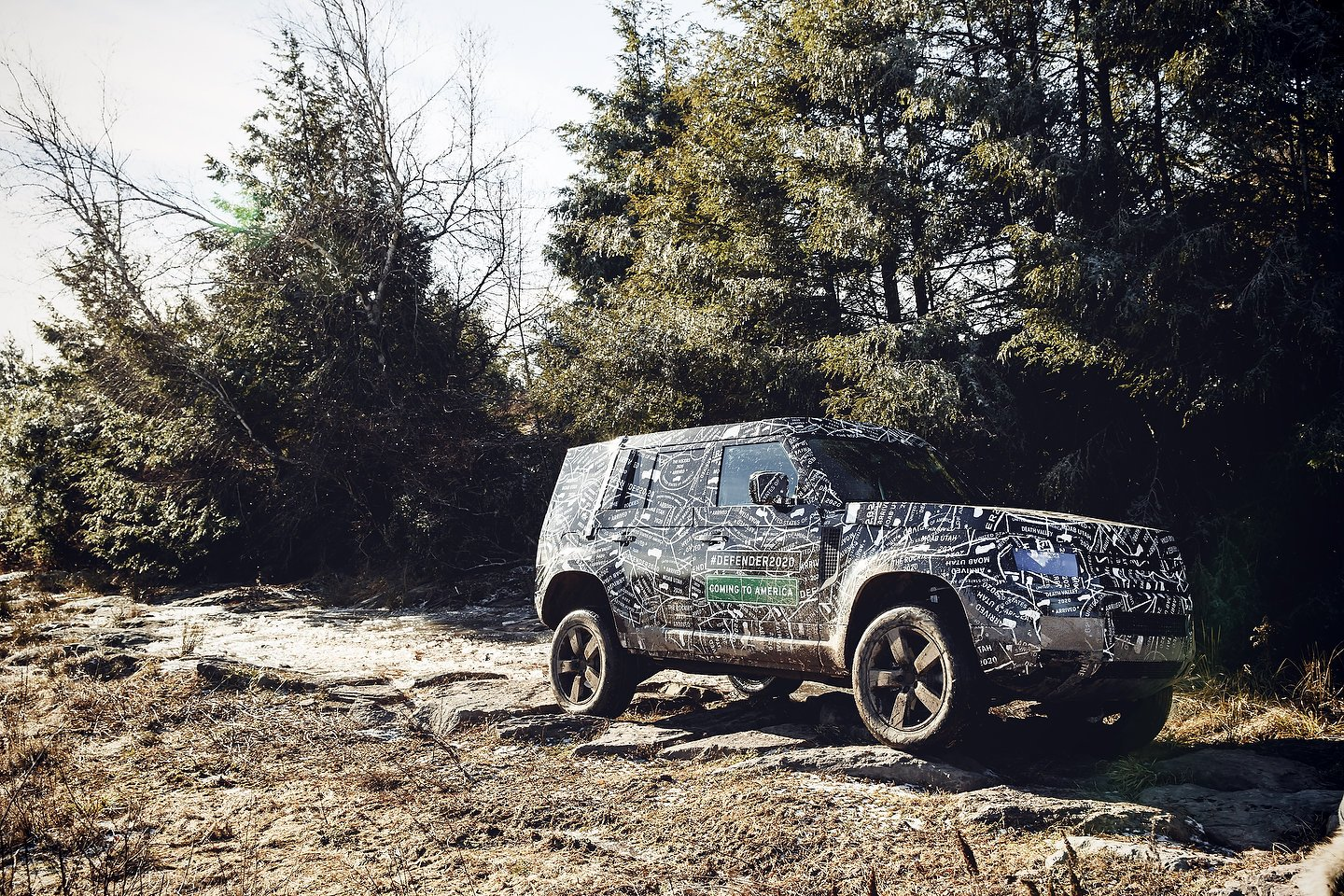 Best-selling cars in Canada 2018 - Land Rover