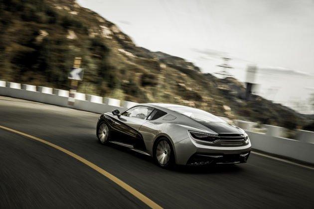 2020 Qiantu Motor K50