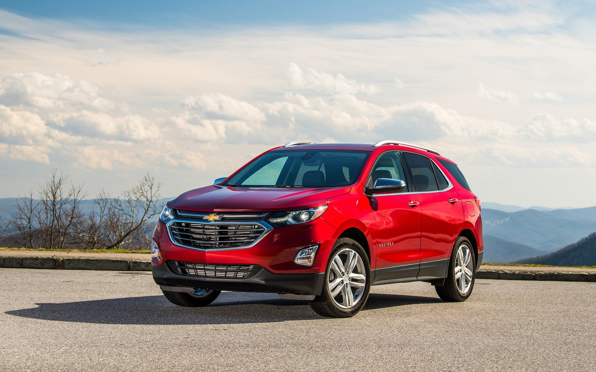 Chevrolet Equinox Best-selling SUVs