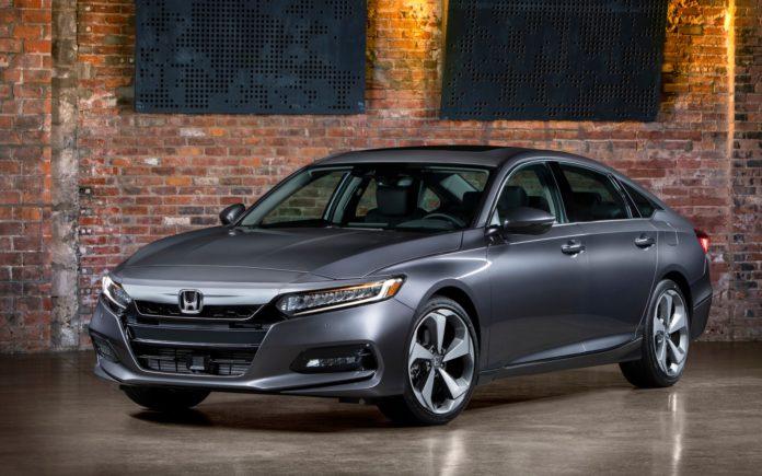 Honda Accord best-selling cars in Canada