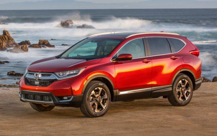Honda CR-V Best-selling SUVs