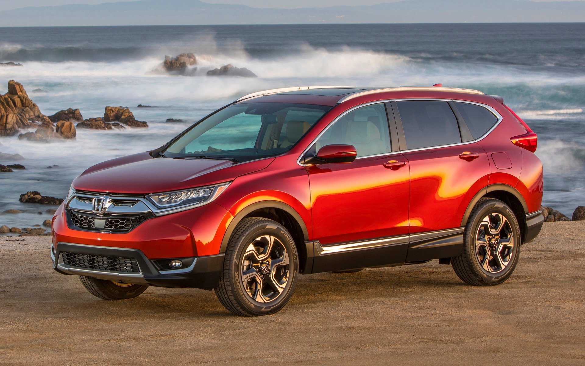 Honda CR-V Best-selling SUVs