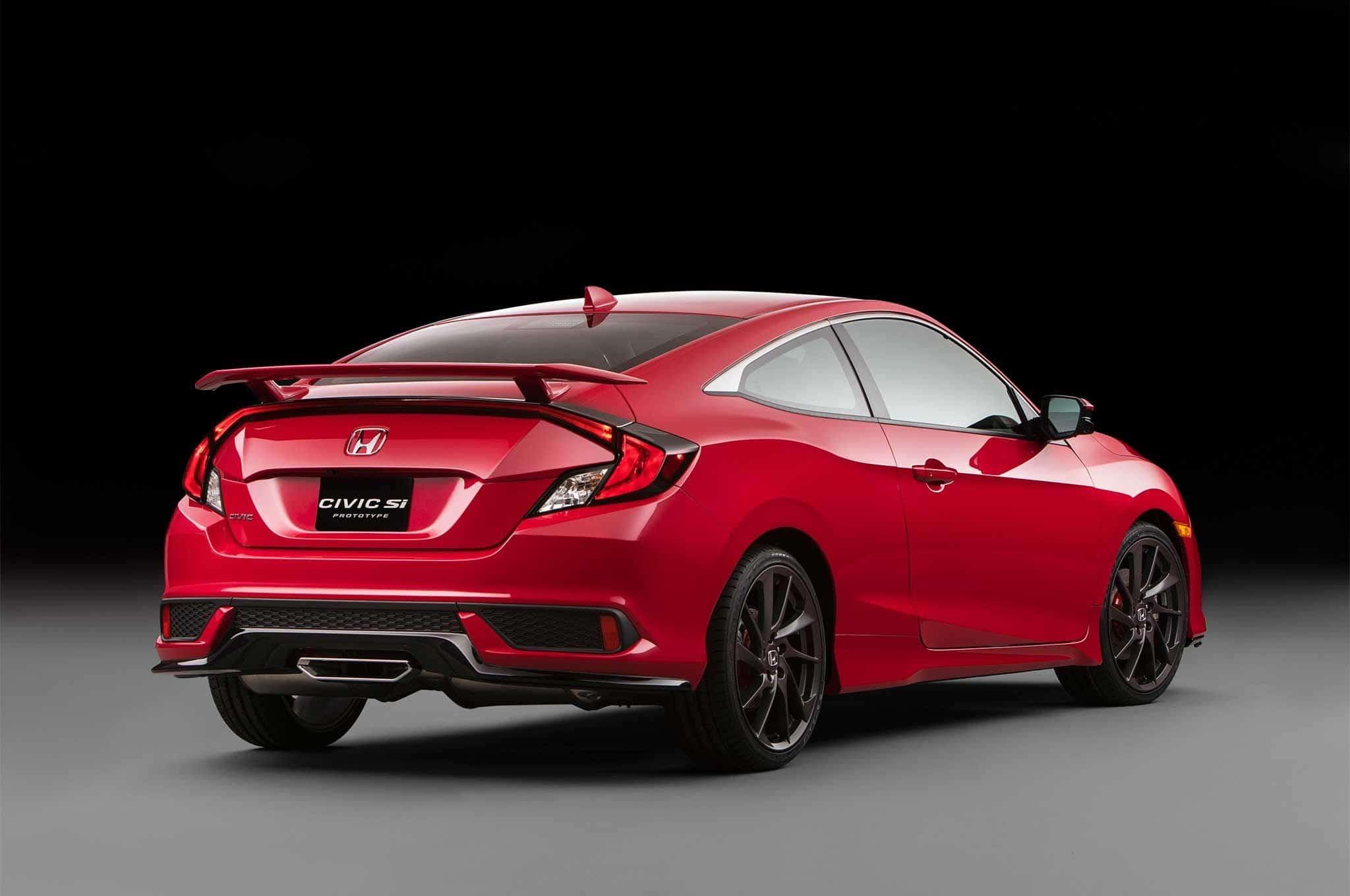 Honda Civic SI | Photo: Honda