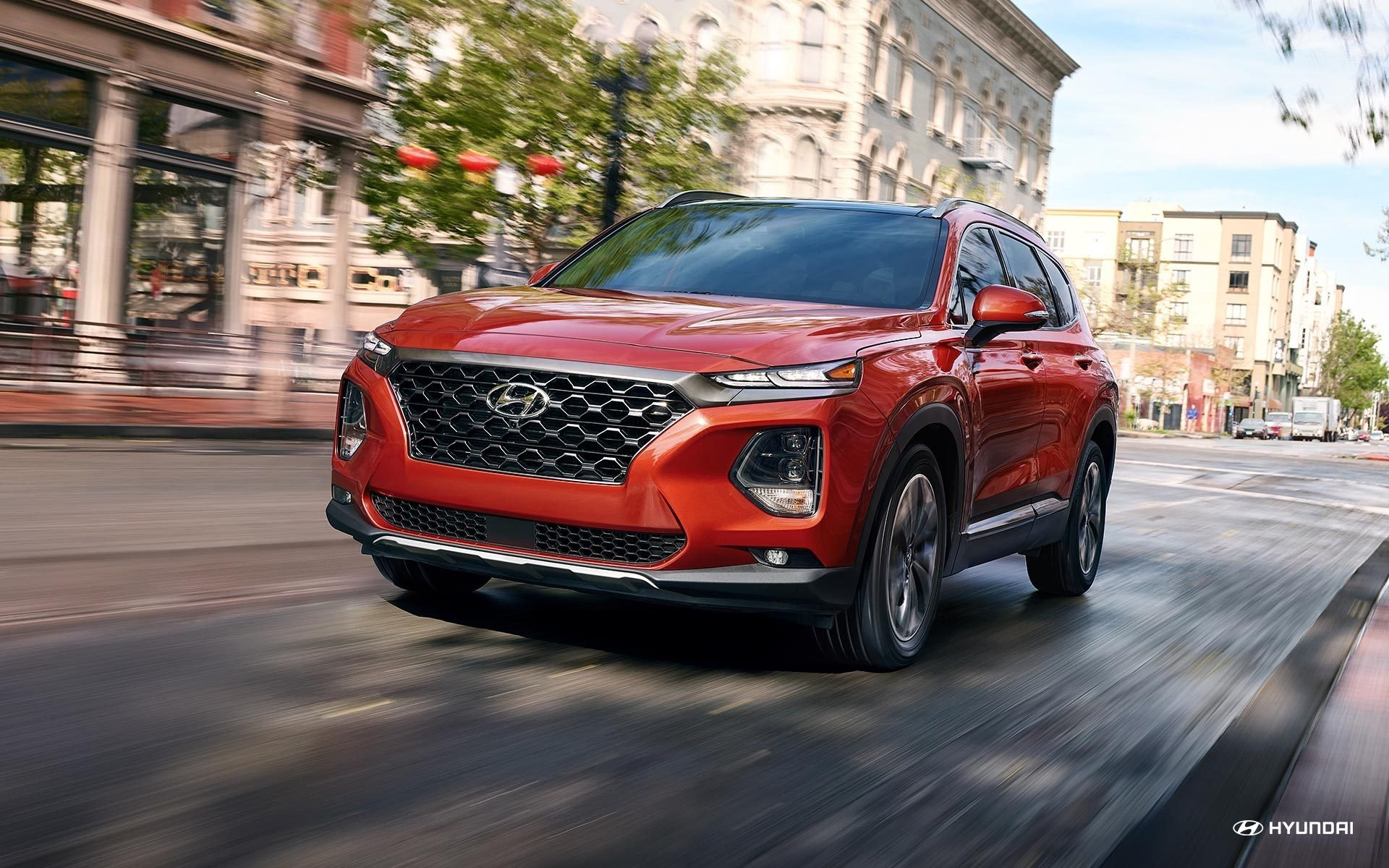 Hyundai Santa Fe Best-selling SUVs