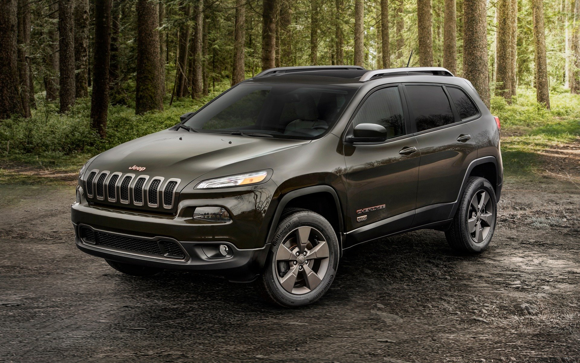 Jeep Cherokee Best-selling SUVs