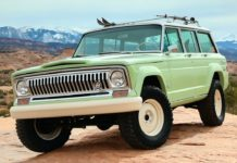 Jeep Wagoneer Concept