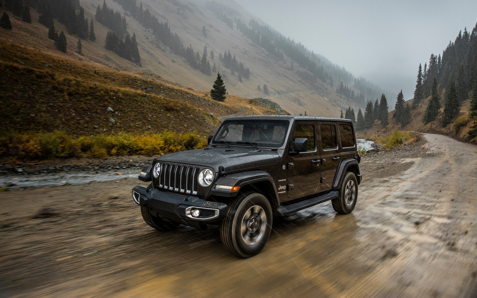 Jeep Wrangler Best-selling SUVs