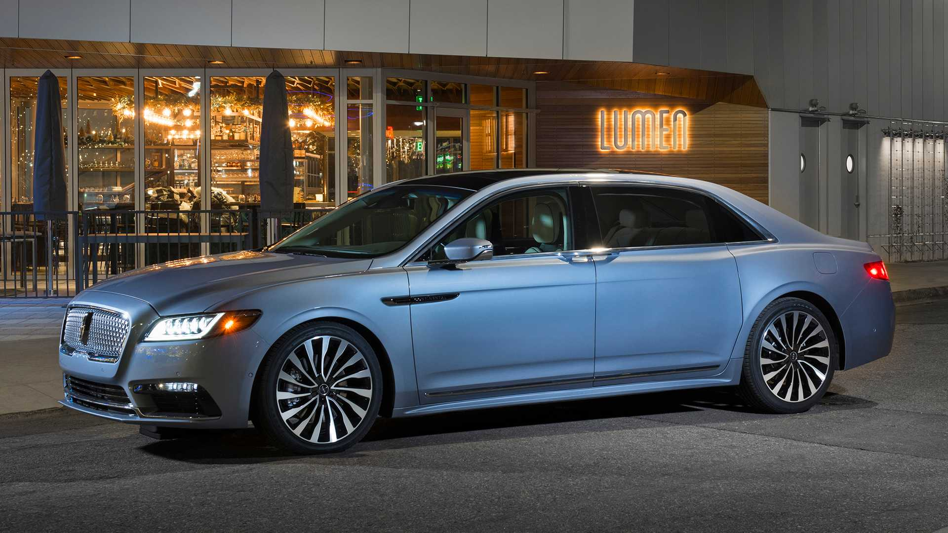 2020 The Lincoln Continental Photos