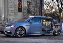 Lincoln Continental Coach Door Edition