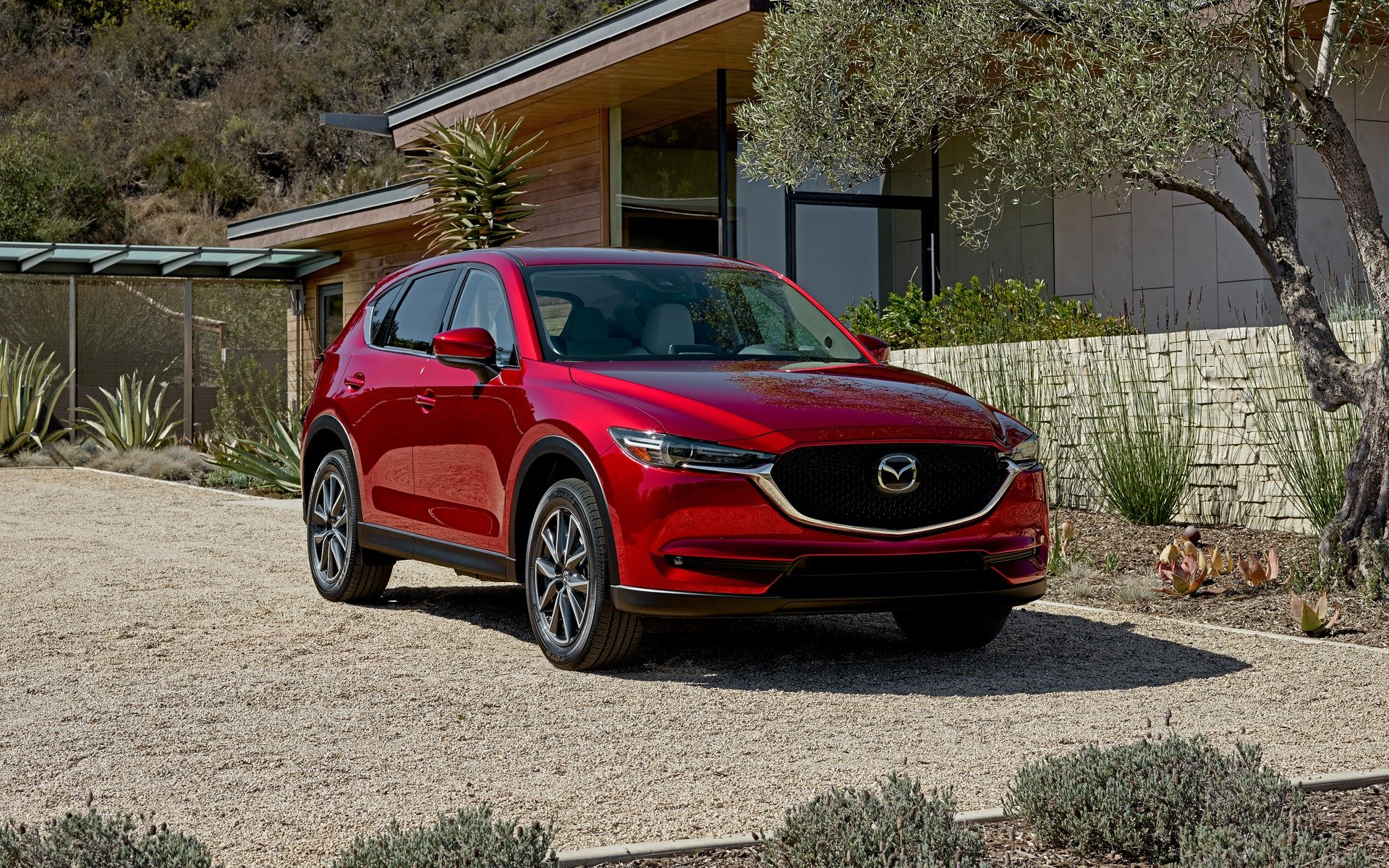 Mazda CX-5 Best-selling SUVs