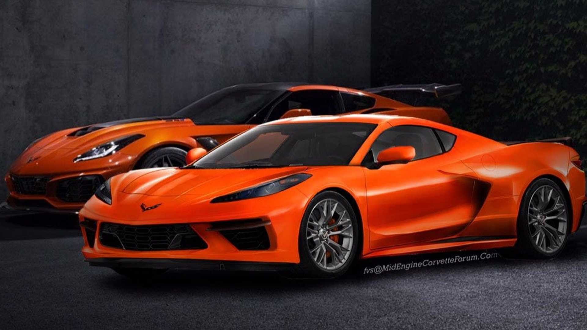 Mid-engine Corvette vs Corvette ZR1