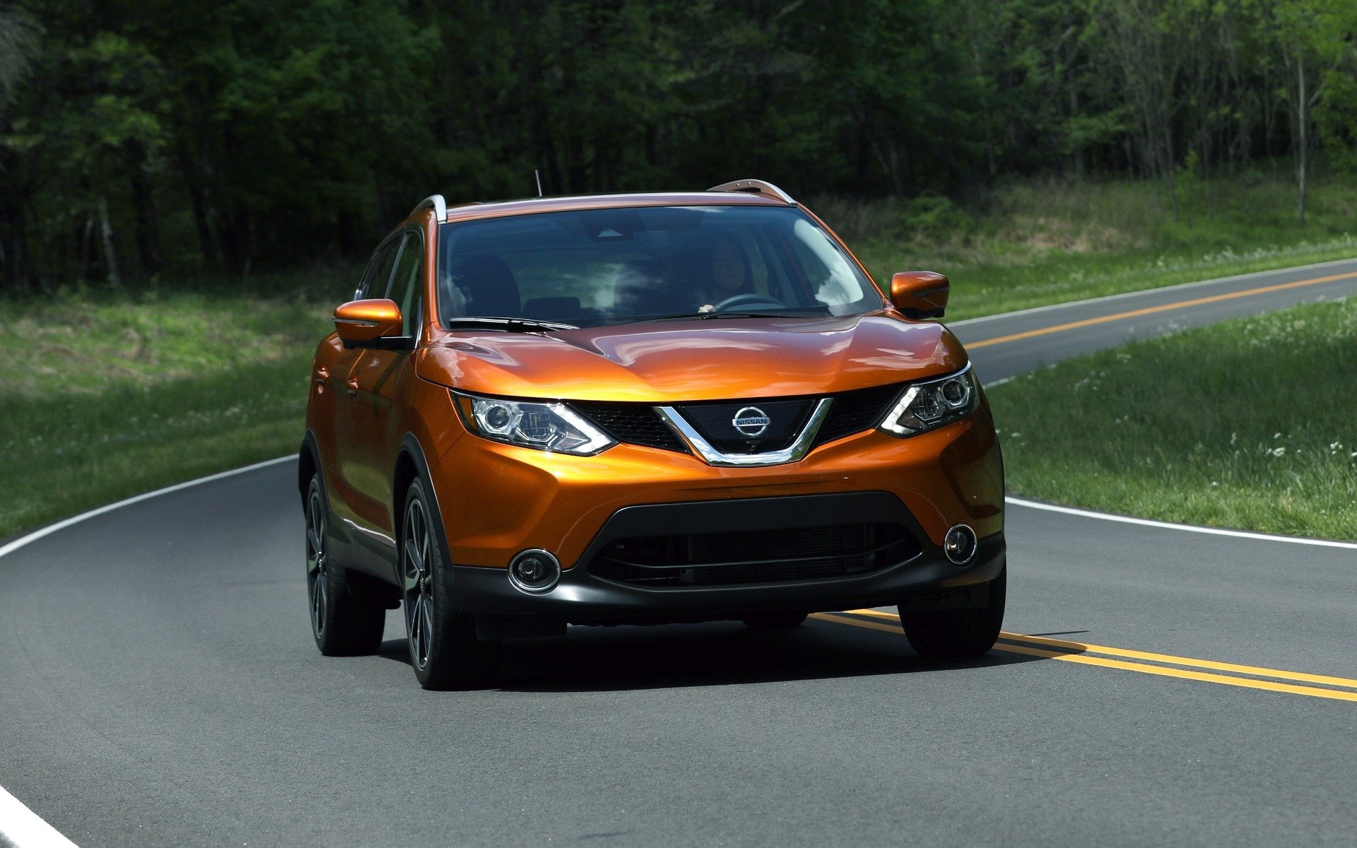 Nissan Rogue Best-selling SUVs