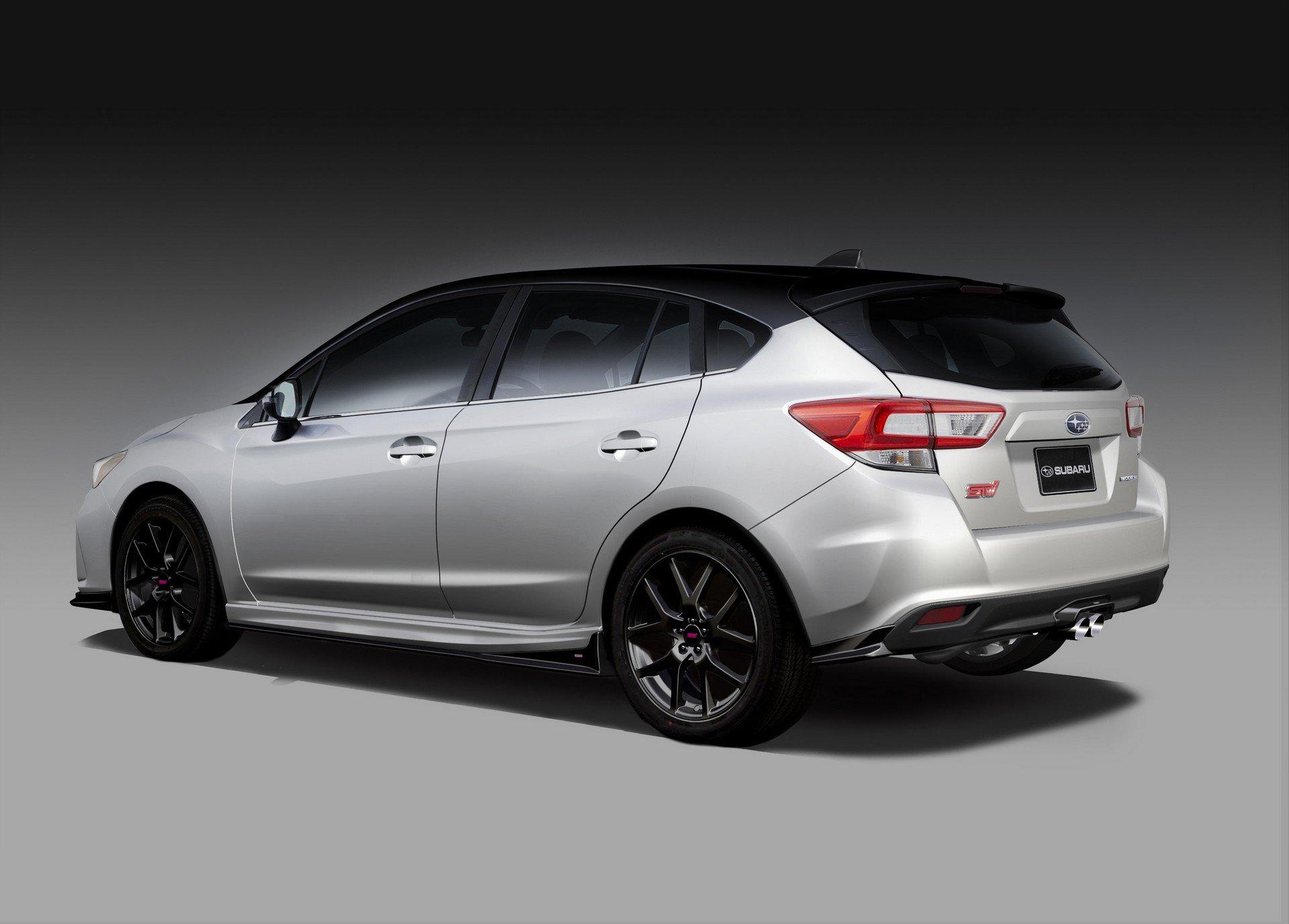 Subaru Impreza Wagon STI