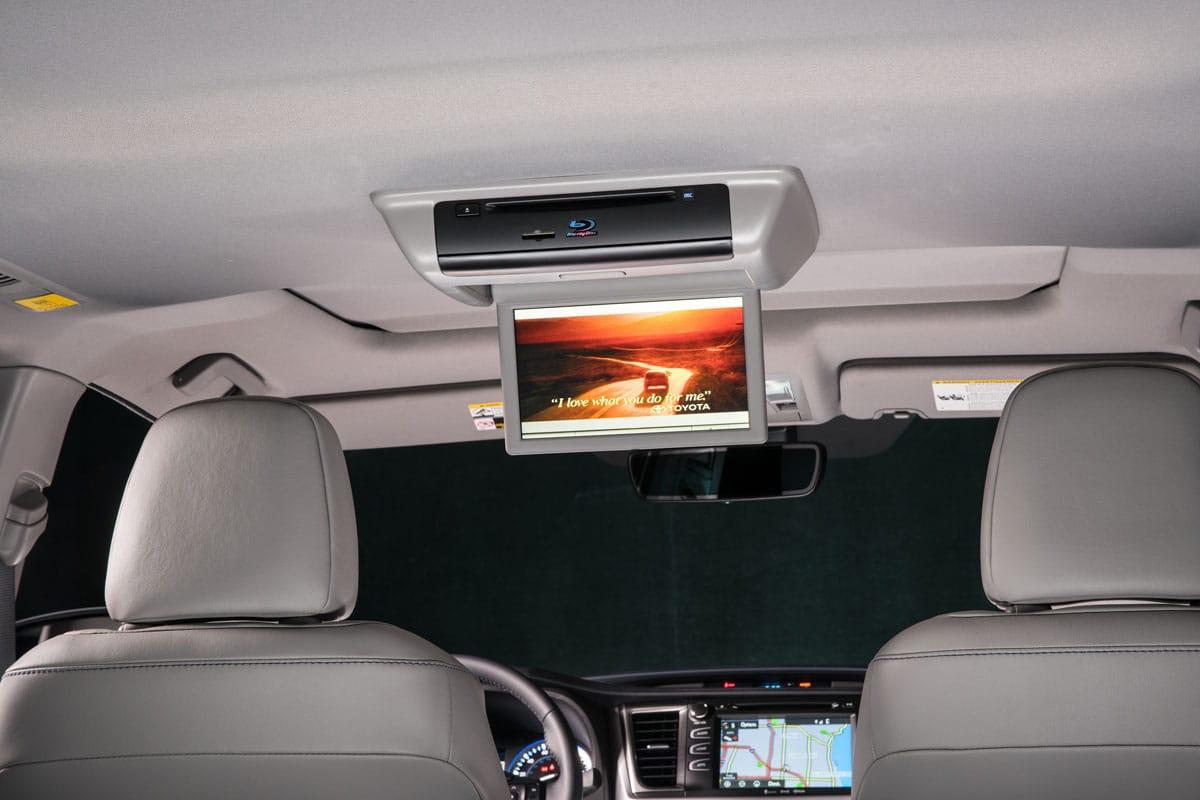 Toyota Highlander Interior