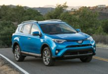 Toyota RAV4 Best-selling SUVs