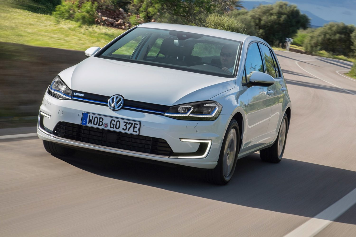 Volkswagen e-golf IZEV Program