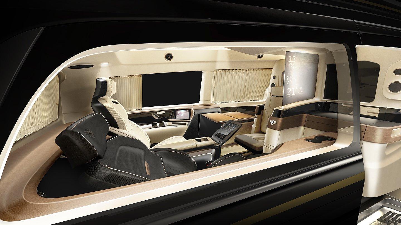 Xingchi Automobiles Vulcanus by Italdesign