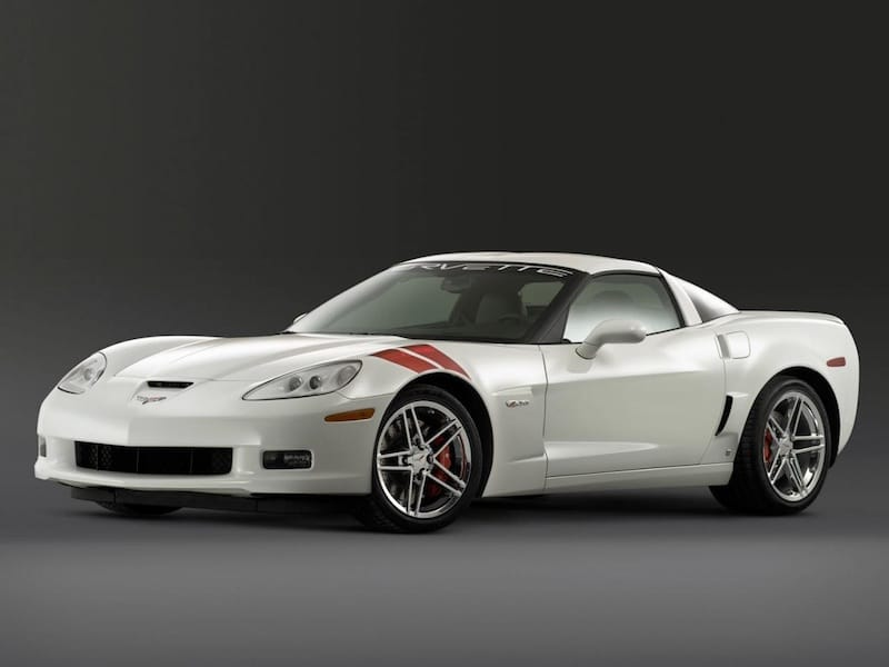2007 Ron Fellows Z06 Championship Edition