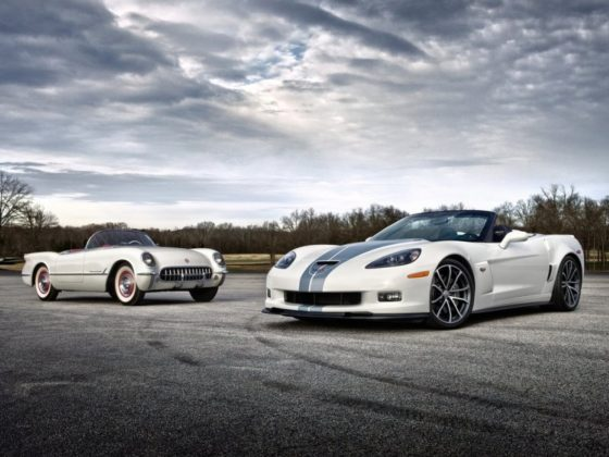 2013 Chevy Corvette 427 60th Anniversary