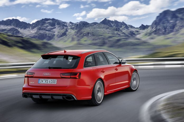 2018 Audi RS6 Avant