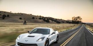 Chevrolet Corvette dealer lots