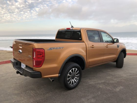 2019 Ford Ranger Build Your Own