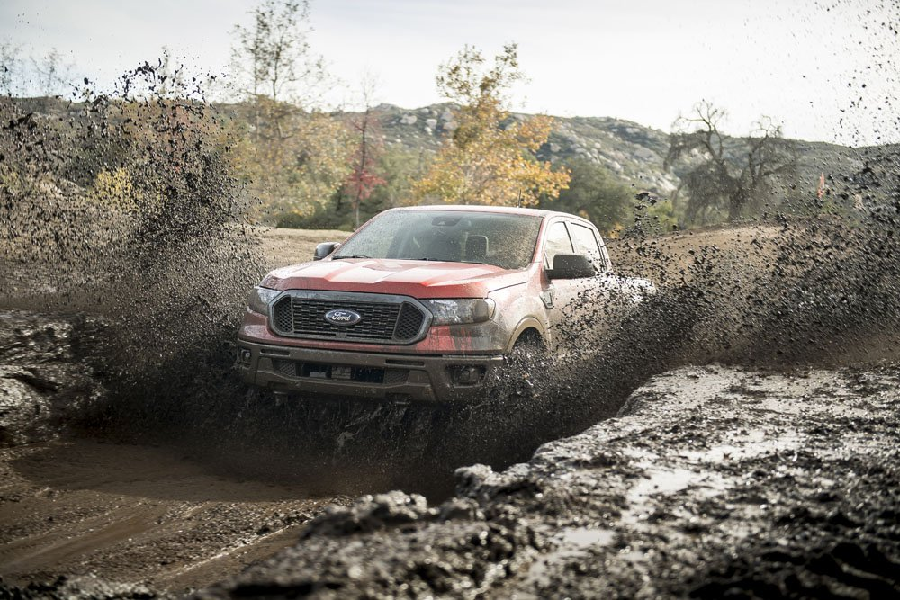 2019 Ford Ranger First Drive