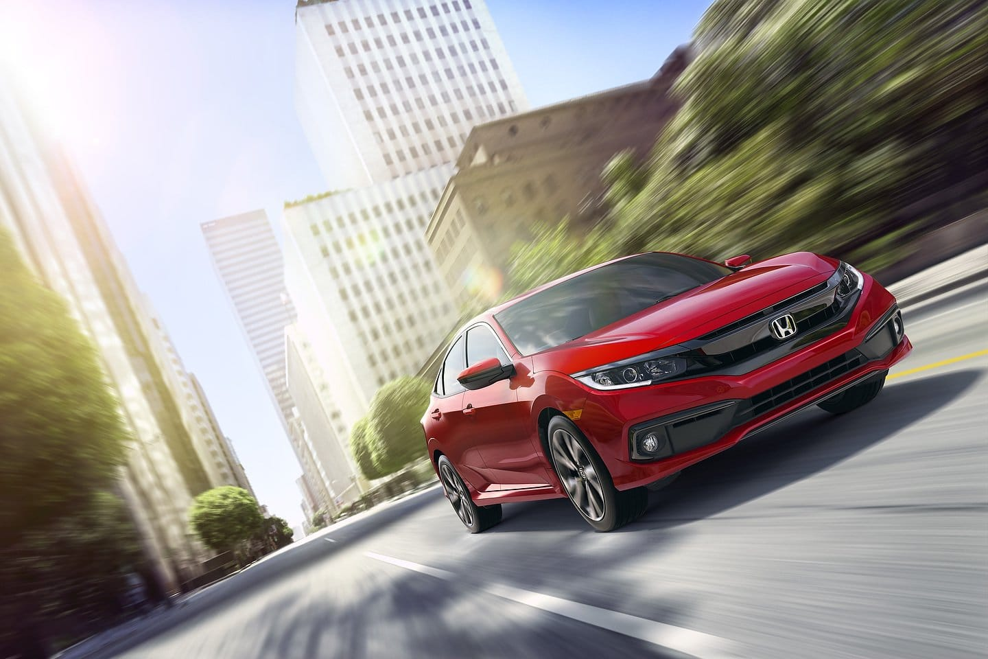 Best-selling cars in Canada - Honda