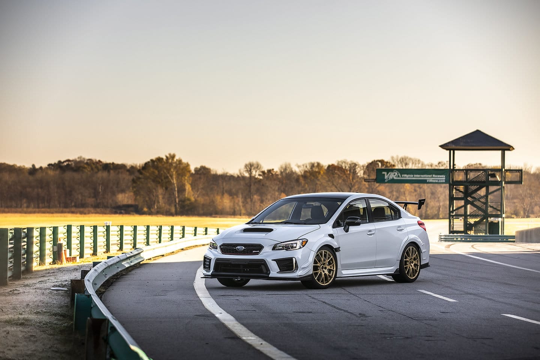 Subaru WRX STI S209 Pictures