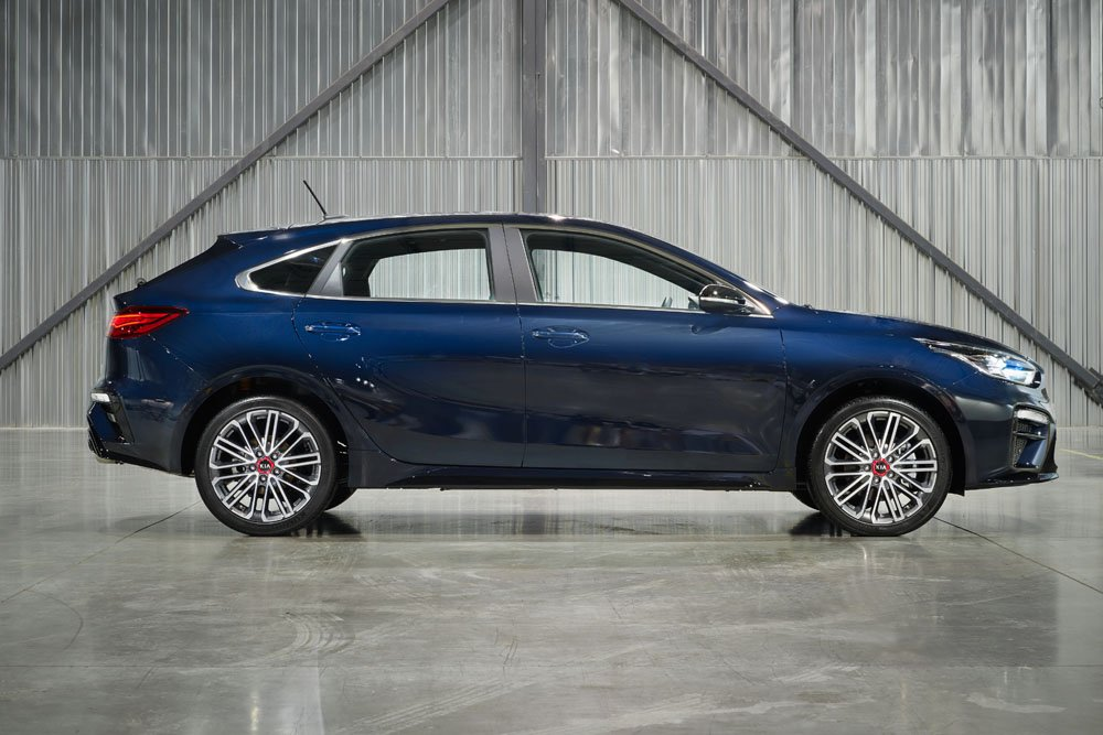 2020 Kia Forte5 Is Latest Hatchback To Hit The Market - Motor Illustrated