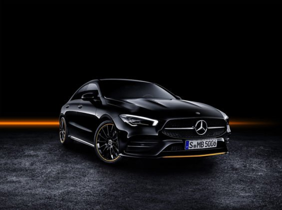 2020 Mercedes-Benz CLA 250 Coupe
