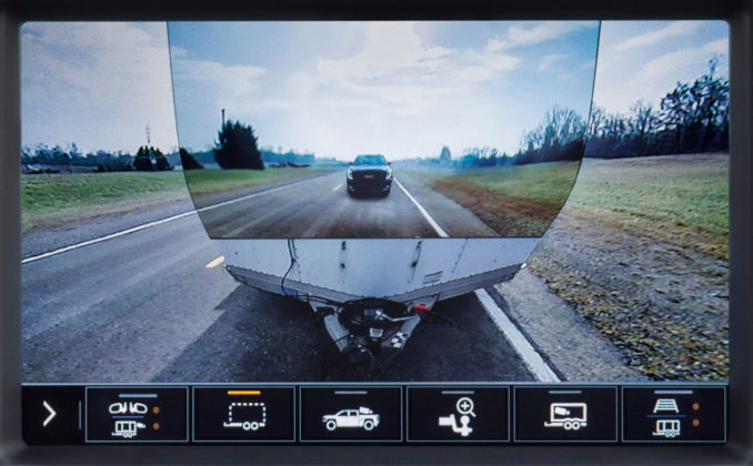 ProGrade Trailering System in 2020 GMC Sierra HD