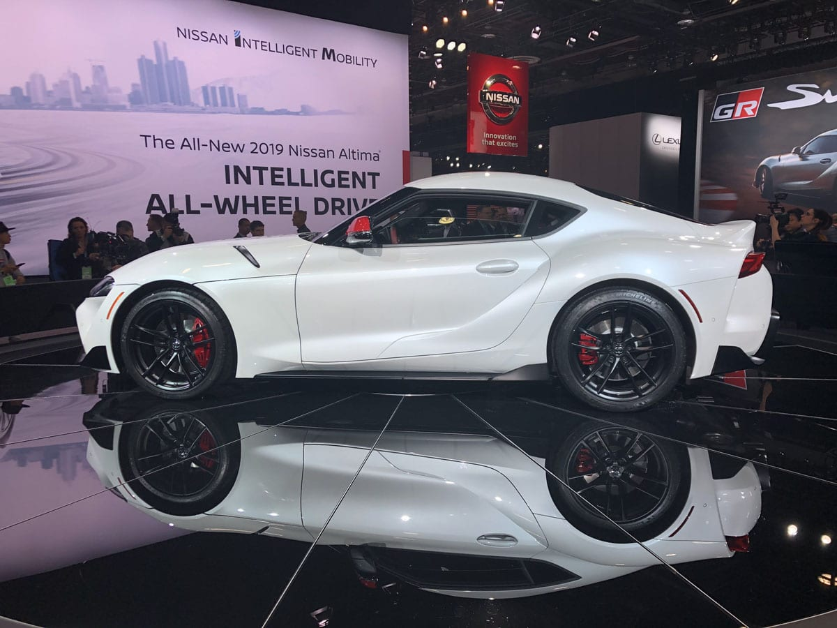 No The 2020 Toyota Supra Is Not A Rebadged Bmw Z4 Motor