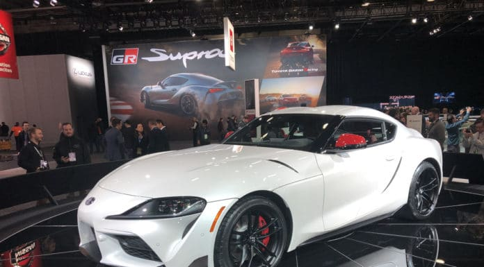 2020 Toyota Supra Pictures Gallery