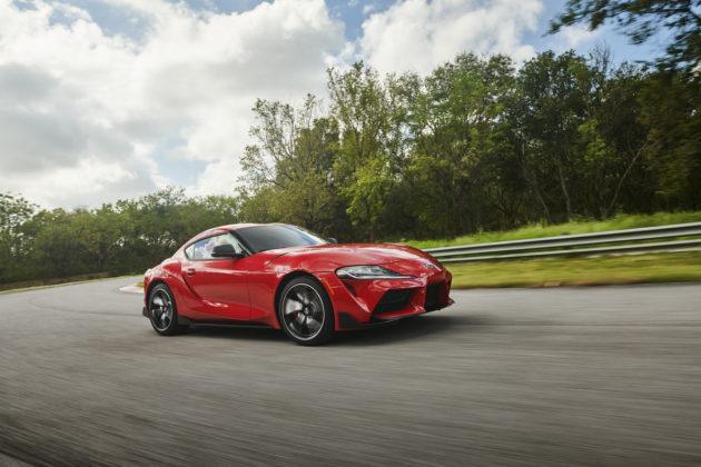Pandem Designs Body Kit For 2020 Toyota Supra Motor
