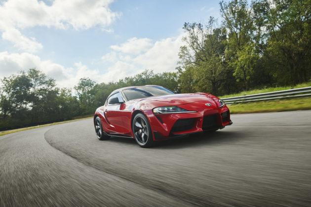 Pandem Designs Body Kit For 2020 Toyota Supra Motor