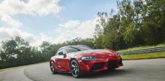 2020 Toyota Supra Detroit Auto Show