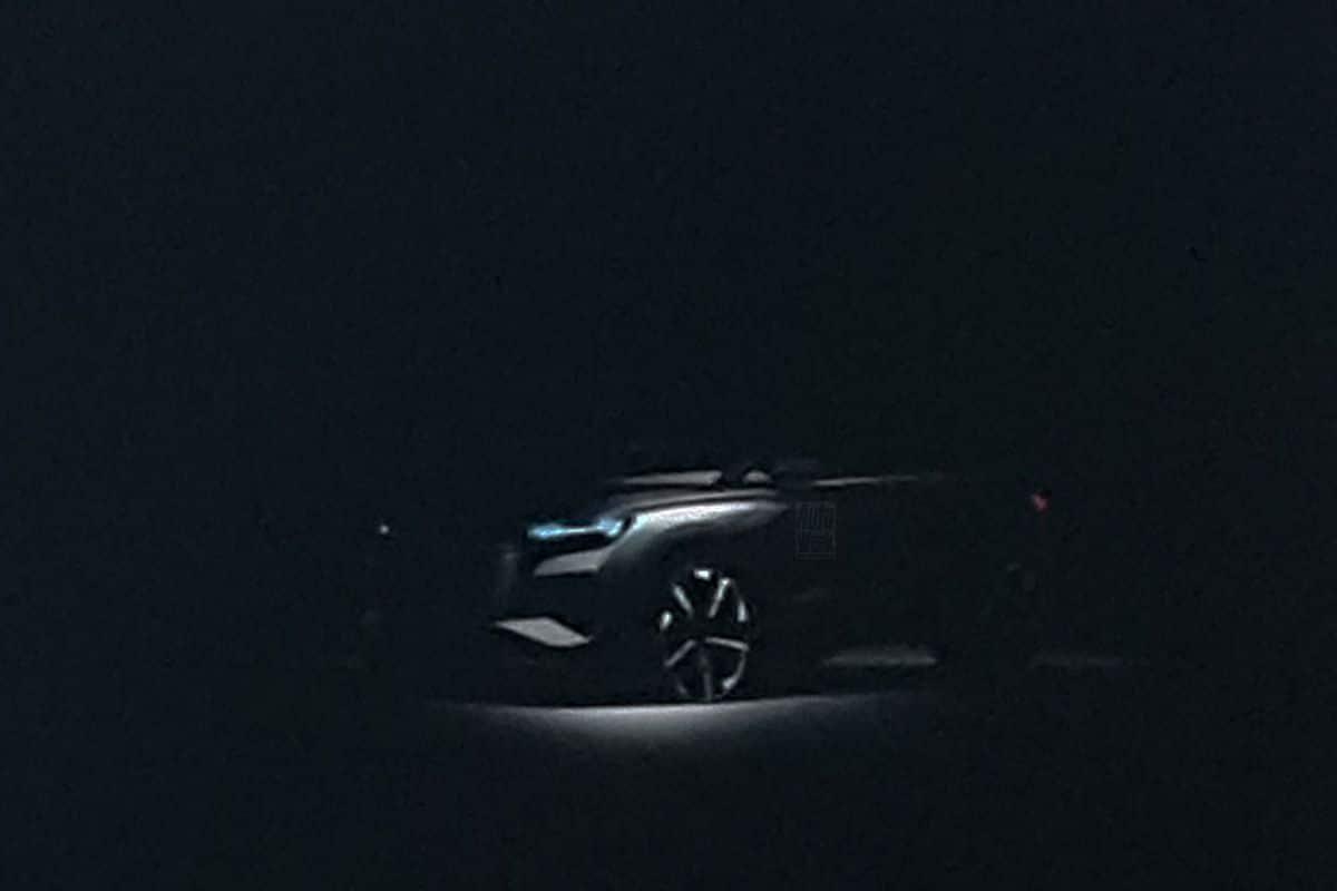 Audi e-tron small SUV