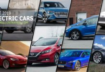 Best Electric Cars of 2019