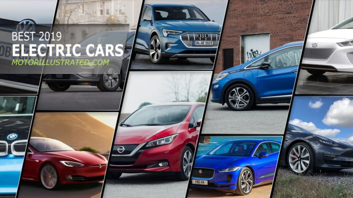 The 10 Best Electric Cars Coming Out In 2019: 10 Best Electric Cars Of 2019 In Canada