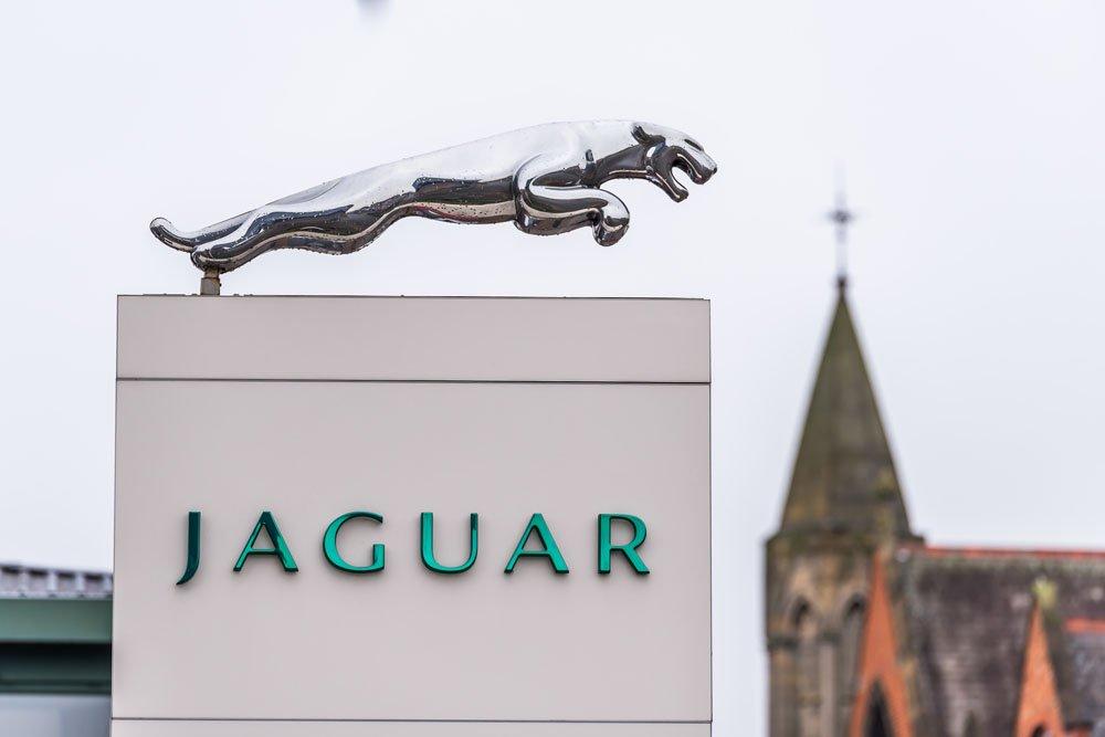 Best-selling Premium Brands in the US - Jaguar