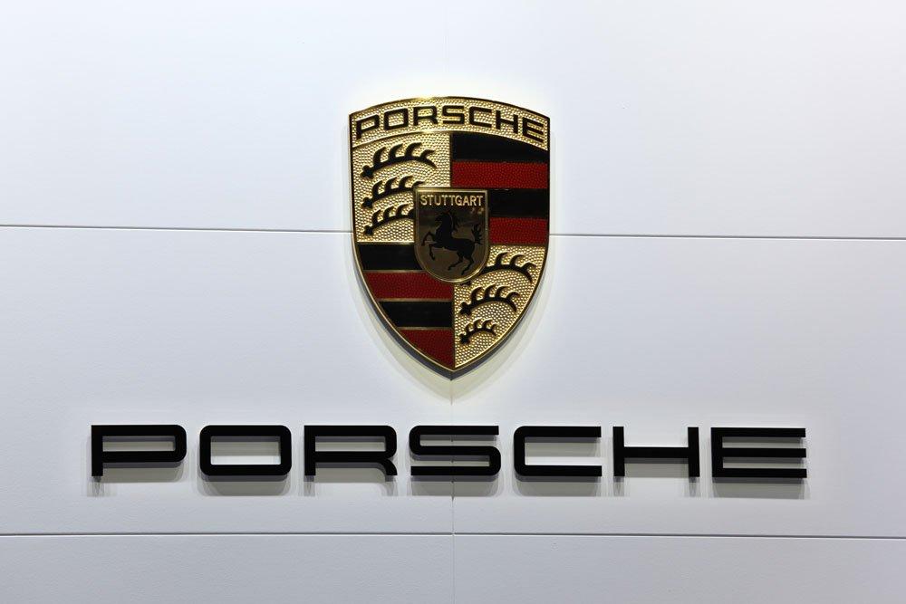 Best-selling Premium Brands in the US - Porsche